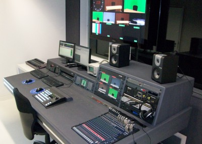 Estudio multimedia