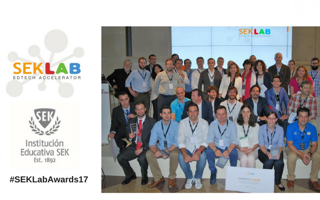 Finalistas SEK Lab Awards III Call