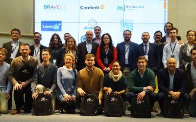 Startups ganadoras de SEK Lab III Edición