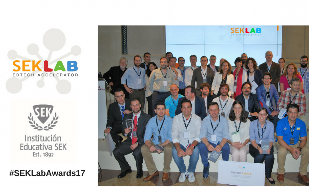 Finalistas SEK Lab Awards III Call