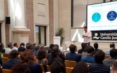 Exito del I Foro de Inversión en EdTech