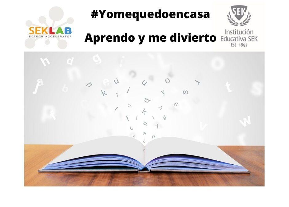 La educación sigue si #Yomequedoencasa