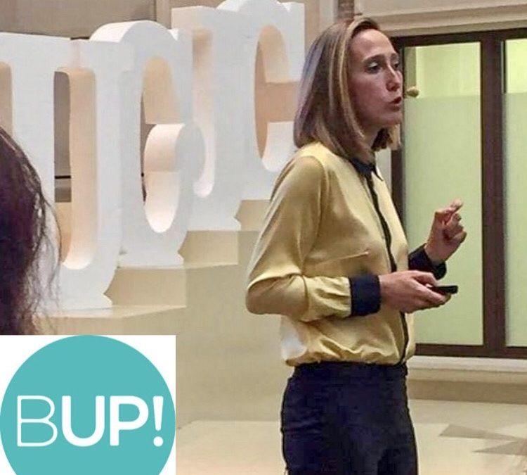 Entrevista a Paula Bañuelos, CEO de Brave Up Europa