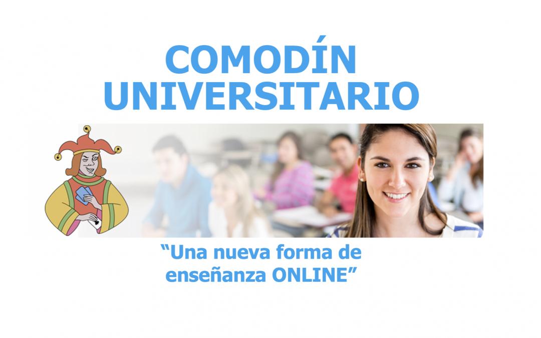 ENTREVISTA A COMODÍN UNIVERSITARIO