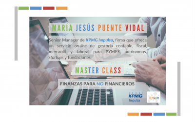 FINANZAS PARA NO FINANCIEROS CON KPMG IMPULSA