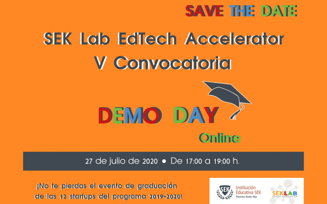 SEK Lab Demo Day V Edición