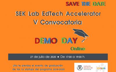 SEK Lab Demo Day V Edición