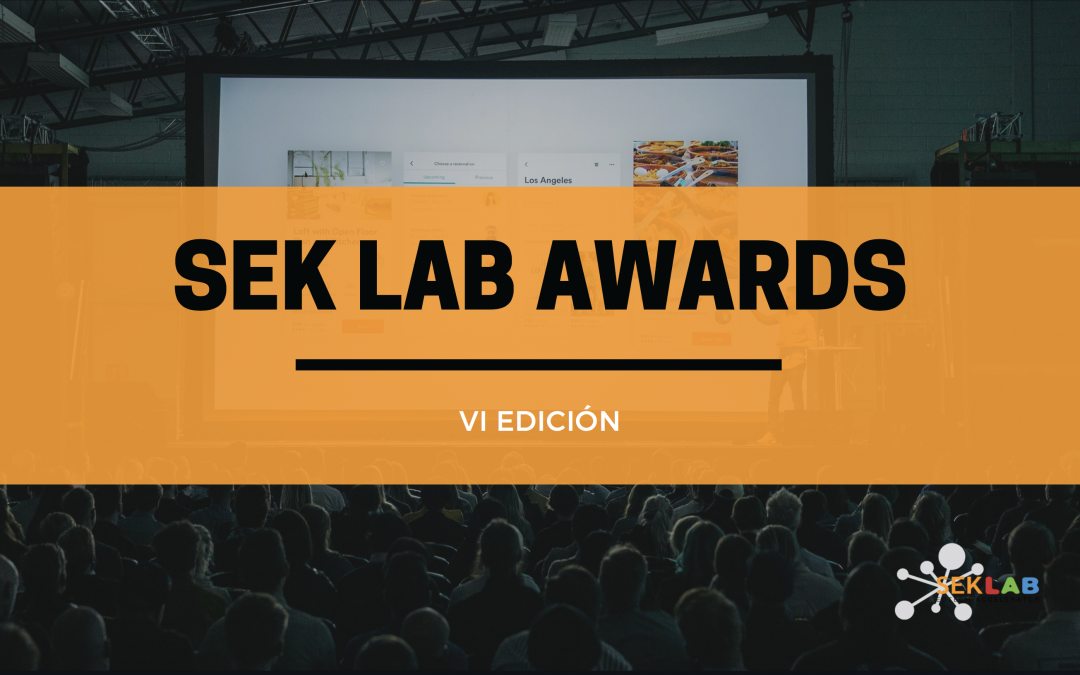 SEK LAB AWARDS 2020