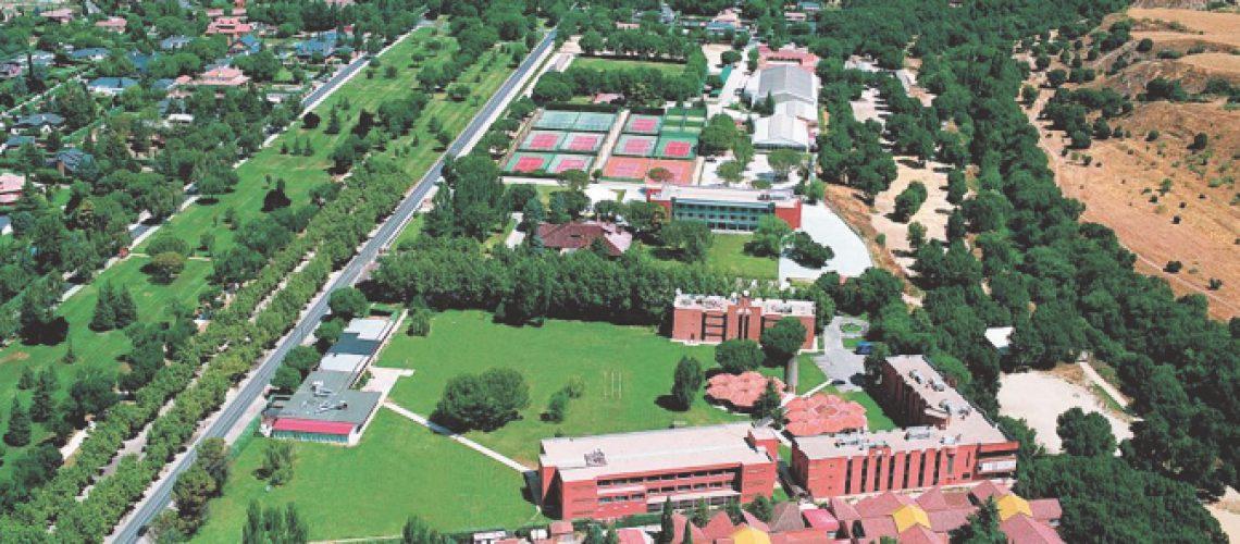 Campus UCJC Villafranca