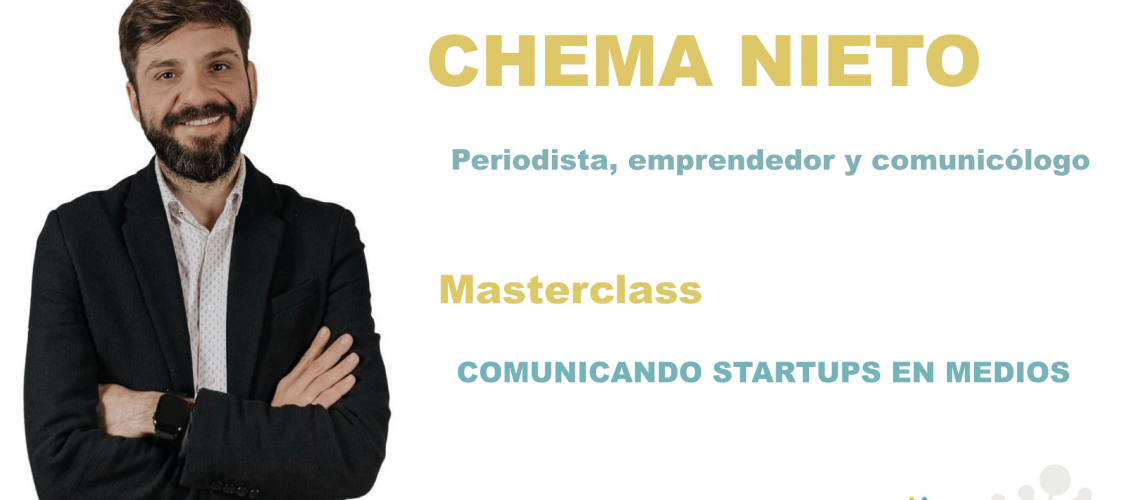 Chema Nieto Masterclass