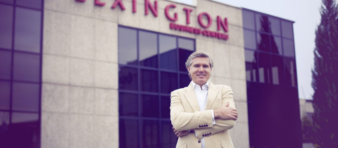 Lexington CEO David Vega